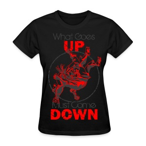 Judo What Comes Up - Women's T-Shirt
