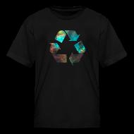 Kids' Shirts ~ Kids' T-Shirt ~ Recycle Stardust Nebula
