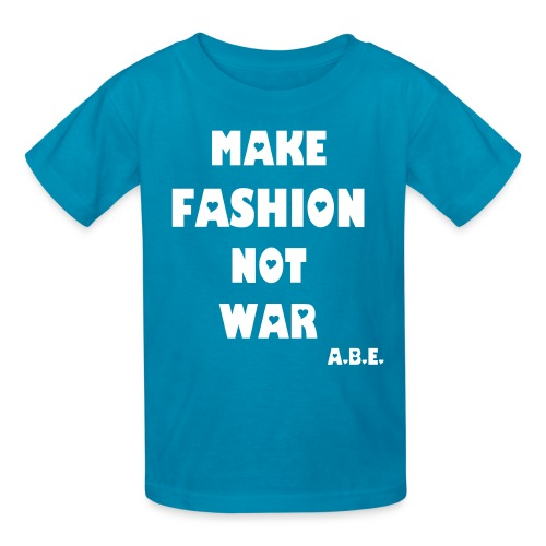GIRLS MAKE FASHION T-SHIRT - Kids' T-Shirt