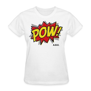 LADIES POW T-SHIRT - Women's T-Shirt