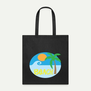 Beach Bag - Tote Bag