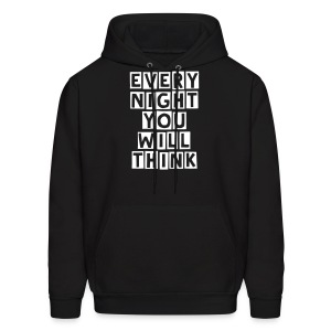 The movement hoodie (Black) - Men's Hoodie