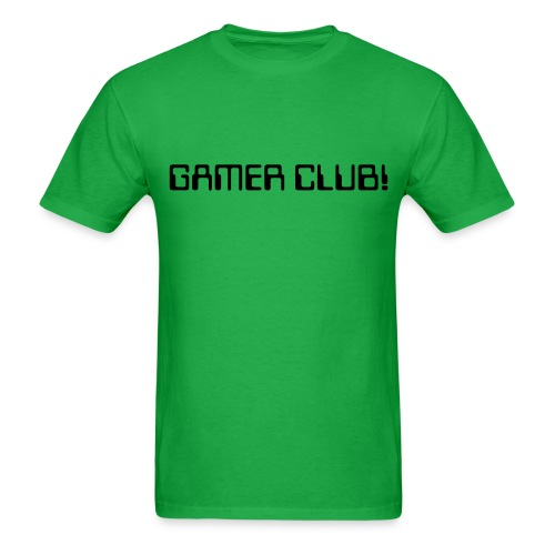 Gamer Club - Men's T-Shirt