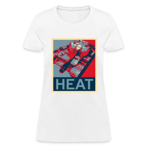HEAT (Women) - Women's T-Shirt
