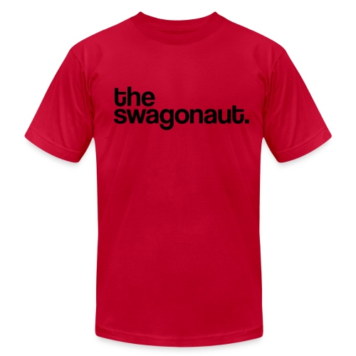 The Swagonaut American Apparel - Men's Fine Jersey T-Shirt