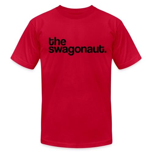 The Swagonaut American Apparel - Men's  Jersey T-Shirt
