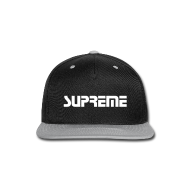 Sportswear ~ Snap-back Baseball Cap ~ Hat - Brand Name Supreme by his majesty the King Cuong V Truong