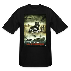 HunterStdWt - Men's Tall T-Shirt