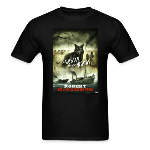 HunterStdWt - Men's T-Shirt