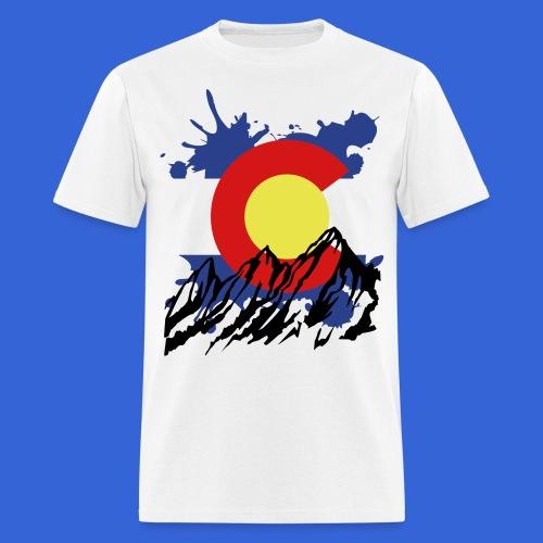 Rocky mountain high - Men's T-Shirt