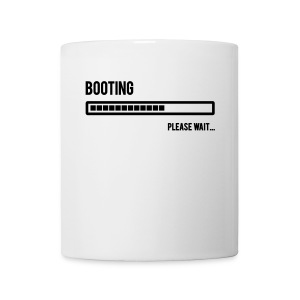 Kaffe booting - Coffee/Tea Mug