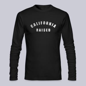 California Raised - Men's Long Sleeve T-Shirt by Next Level