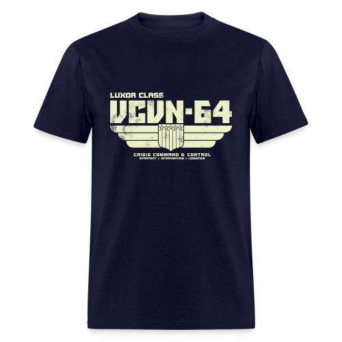 VCVN-64 - Navy - Men's T-Shirt