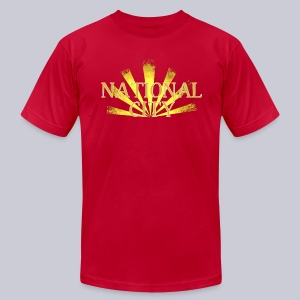 National City - Men's T-Shirt by American Apparel