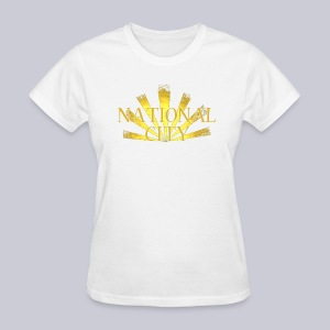 National City - Women's T-Shirt