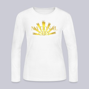National City - Women's Long Sleeve Jersey T-Shirt
