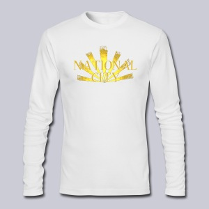National City - Men's Long Sleeve T-Shirt by Next Level