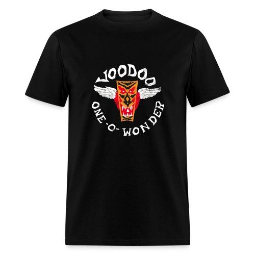 Voodoo - Black - Men's T-Shirt