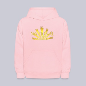 National City - Kids' Hoodie