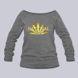 National City - Women's Wideneck Sweatshirt