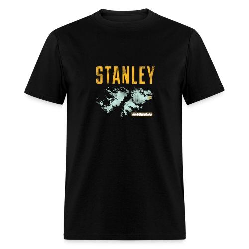 Stanley - Black - Men's T-Shirt
