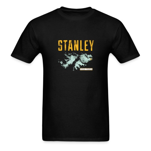 Stanley - Black - Men's T-Shirt