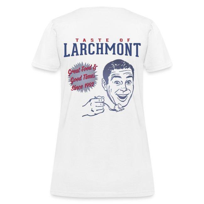 Taste of Larchmont Women's Retro Shirt