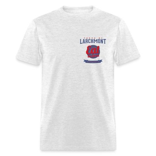 Taste of Larchmont Men's Retro Shirt - Men's T-Shirt