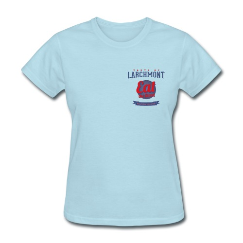 Taste of Larchmont Women's Retro Shirt - Women's T-Shirt