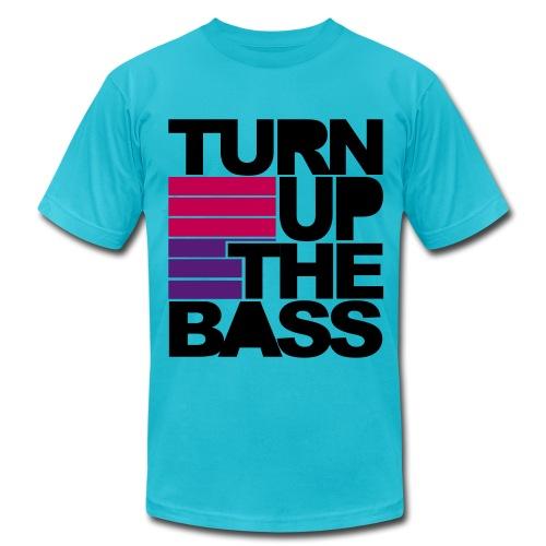Bass - Men's Fine Jersey T-Shirt