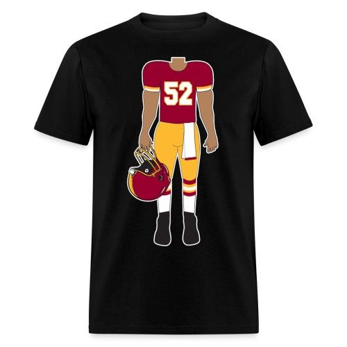 52 no glove - Men's T-Shirt
