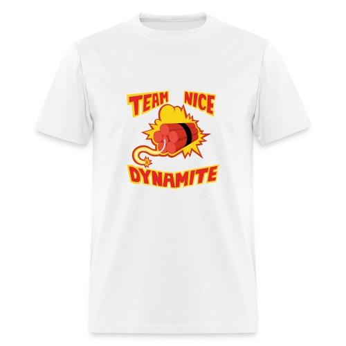 Men's Team Nice Dynamite - Men's T-Shirt