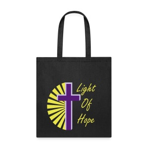 Light Of Hope - Tote Bag