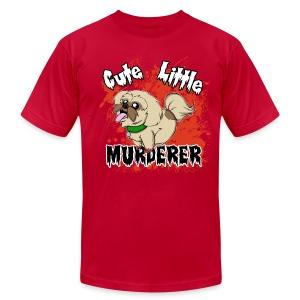 Cute Little Murderer - Men's Fine Jersey T-Shirt