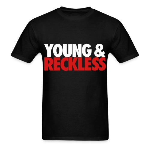 YOUNG & RECKLESS - Men's T-Shirt