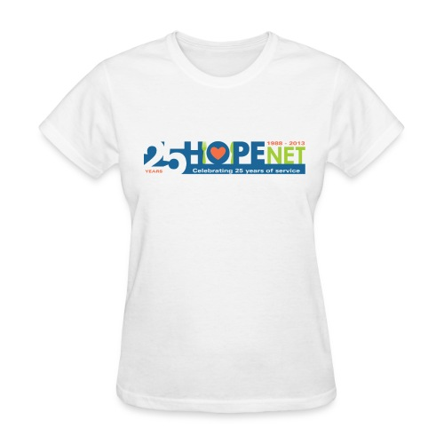 Women's Short Sleeve Anniversary Logo T-Shirt - Women's T-Shirt