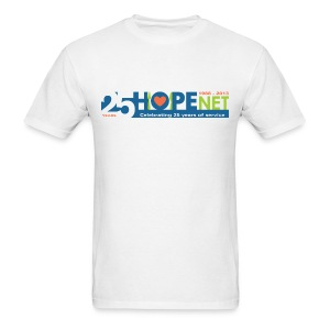 Men's Short Sleeve Anniversary Logo T-Shirt - Men's T-Shirt