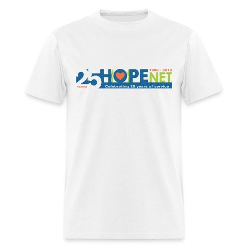 Men's Short Sleeve Anniversary Logo T-Shirt - Men's T-Shirt