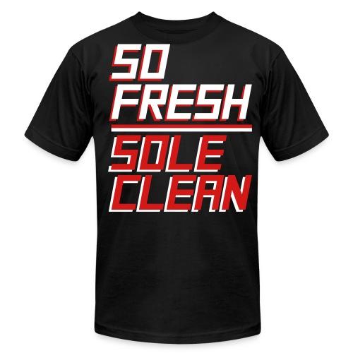 So Fresh Sole Clean Tee - Men's Fine Jersey T-Shirt
