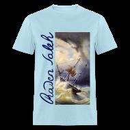 T-Shirts ~ Men's T-Shirt ~ Raden Saleh® Stormy Sea Series