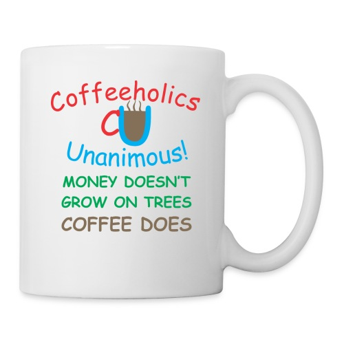 CU money trees cup - Coffee/Tea Mug