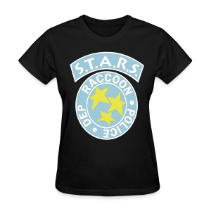 S.T.A.R.S. Raccoon City Police T-Shirt (Women) - Women's T-Shirt