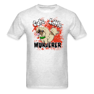 T-Shirts ~ Men's T-Shirt ~ Cute Little Murderer
