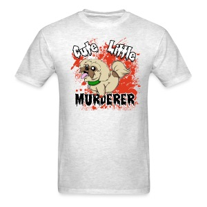 Cute Little Murderer - Men's T-Shirt