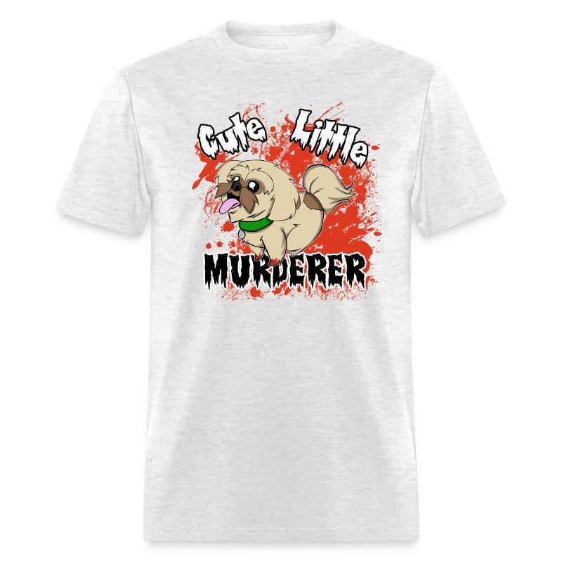 Cute Little Murderer - Men's T-Shirt