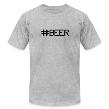#Beer - Hash tag BEER; Pound Beer! T-Shirts
