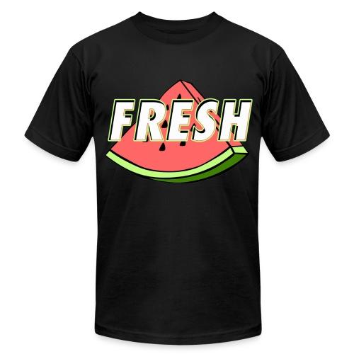 Fresh Watermelon - Men's Fine Jersey T-Shirt