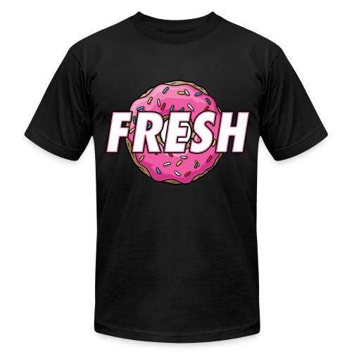 Fresh Donut 2 - Men's Fine Jersey T-Shirt