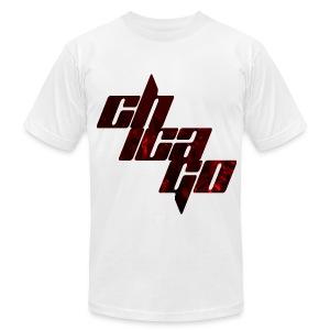 Chicago  - Men's Fine Jersey T-Shirt