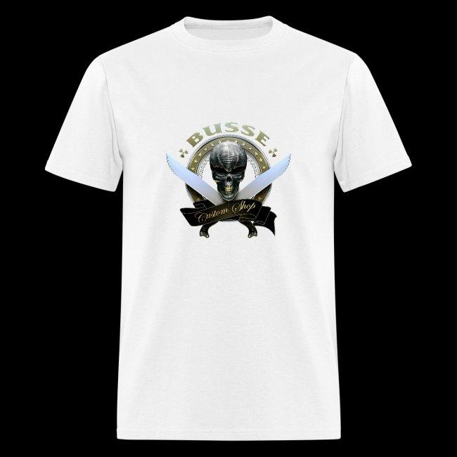 Custom Shop Skull Lightweight Tee